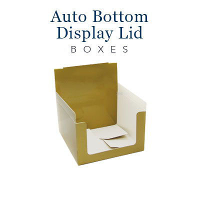 Auto Bottom Display Lid Boxes (3)