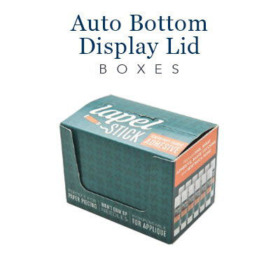 Auto Bottom Display Lid Boxes (4)