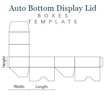 Auto Bottom Display Lid Boxes (5)