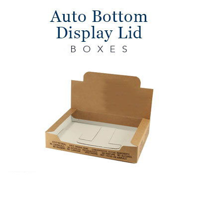 Auto Bottom Display Lid Boxes (6)
