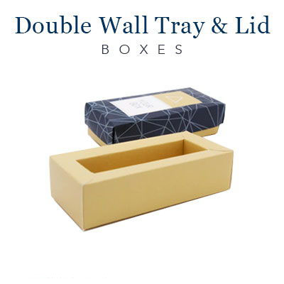 Double Wall Tray and Lid Boxes (4)