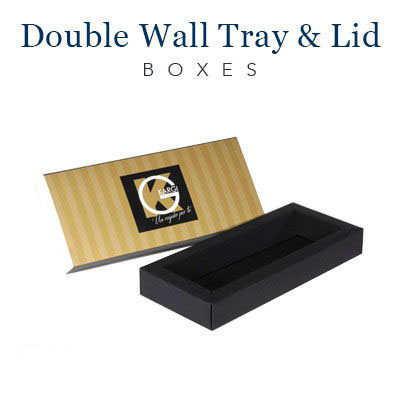 Double Wall Tray and Lid Boxes (5)