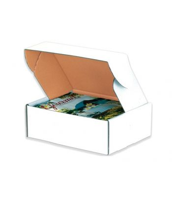 white mailer boxes usa